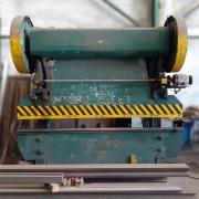 Prensa Dobradeira Mecânica Fobesa de 3 m X 5 mm (100 toneladas) - VN98B Usado