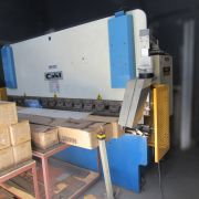 Prensa Dobradeira/Viradeira CNC Calvi 3.000 x 4 mm AG29 - Usado