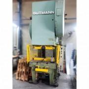 Prensa excêntrica freio fricção Gutmann 160 ton - VN7 Usado