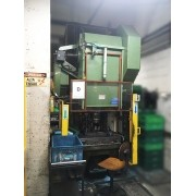 Prensa Excêntrica Freio Fricção Gutmann 80 ton NR12 e CLP - ZN9 Usado