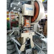 Prensa excêntrica Jundiaí Prensa T30 F2 automática com alimentador - VN112 Usado