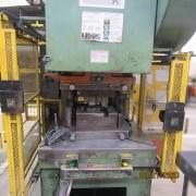 Prensa Excêntrica Freio-Fricção Testa 85T NR12 C/ Almofada - ZN7 Usado