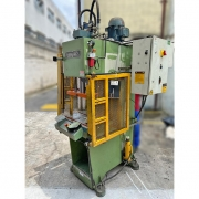 """Prensa Hidráulica 10 toneladas Hidral-Mac Tipo """"C"""" - ZN19 Usado"""
