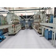 Prensas Hidráulicas para Vulcanização de Produtos Lineares/Retos - VN51 Usado