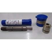 Punção e Matriz para Puncionadeira Amada - VG951 Usado