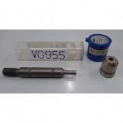 Punção e Matriz para Puncionadeira Amada - VG955 Usado