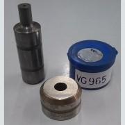 Punção e Matriz para Puncionadeira Amada - VG965 Usado