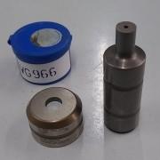 Punção e Matriz para Puncionadeira Amada - VG966 Usado