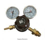 Regulador De Pressão Para Gás Argônio V8-ox-10 V8 Brasil