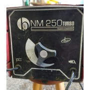 Solda Transformadora Bambozzi MM250 Amp. Turbo - JAB11 Usado