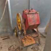Tamboreador rebarbador de peças - RMC5 Usado