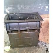 Tamboreador Rebarbador Vibroship - RMC35 Usado