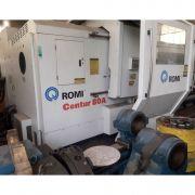 Torno CNC Marca Romi 80A SPQ1 - Usado
