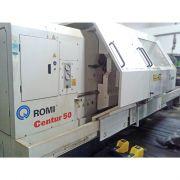 Torno CNC Romi Centur 50 - VG477 Usado