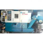 Torno CNC Romi Com Ferramenta Acionada GL240M FJ1 - Usado