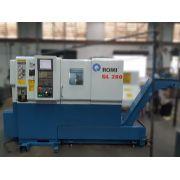 TORNO CNC ROMI GL280 DEZEMBRO 2010 AG7 – Usado