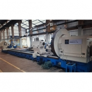 Torno Mecânico 15 m x 2 m de passagem POREBA - VN102 Usado