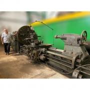 Torno Mecânico Ravensburg 1.600 mm x 3 m - VN92 Usado