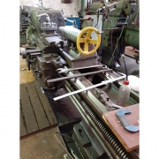 Torno Mecânico VDF 500 mm x 1.5 m - VN95 Usado