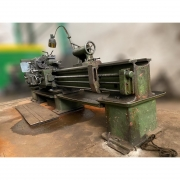 Torno Mecânico TORNOW mod. TUJ48D 500 mm x 2,5 m - VN94 Usado