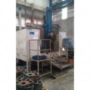 Torno vertical CNC Siemens morando 1 m de volteio - VN25 Usado