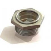 Visor de Óleo Alumínio 2517 1/2 BSP