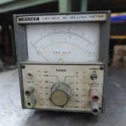 Voltímetro Leader LMV-181A SM123 - Usado