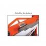 MR-3131 DOBRADEIRA MANUAL P/ CHAPA 460 X 1,2 MM - MANROD