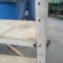 Estante Prateleira De Aço Multiuso 3 Divisórias CD234 – Usada