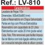 Lavadora De Peças 110v Fercar Ref.: LV 810
