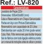 Lavadora De Peças 220v Fercar Ref.: LV 820