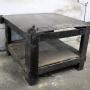 Mesa De Trabalho Em Ferro - SL55 – Usada