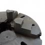 Placa Torno 4 Castanhas Independente 460mm Usada Sc419