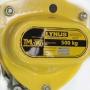TML-050 TML-050 TALHA MANUAL 0,5T 3M - LYNUS