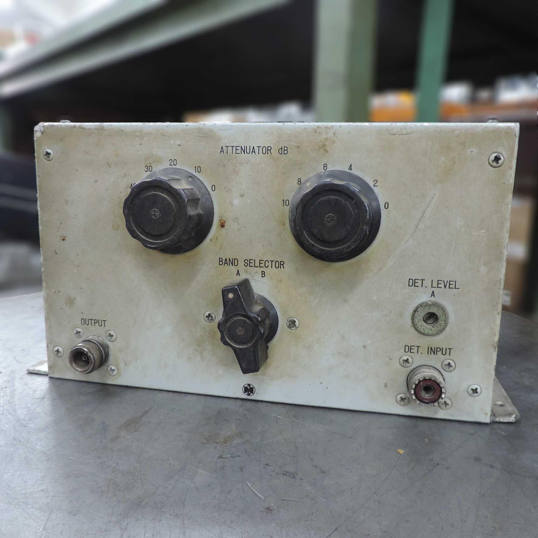 Alternador Meguro MCS-972S SM120 - Usado