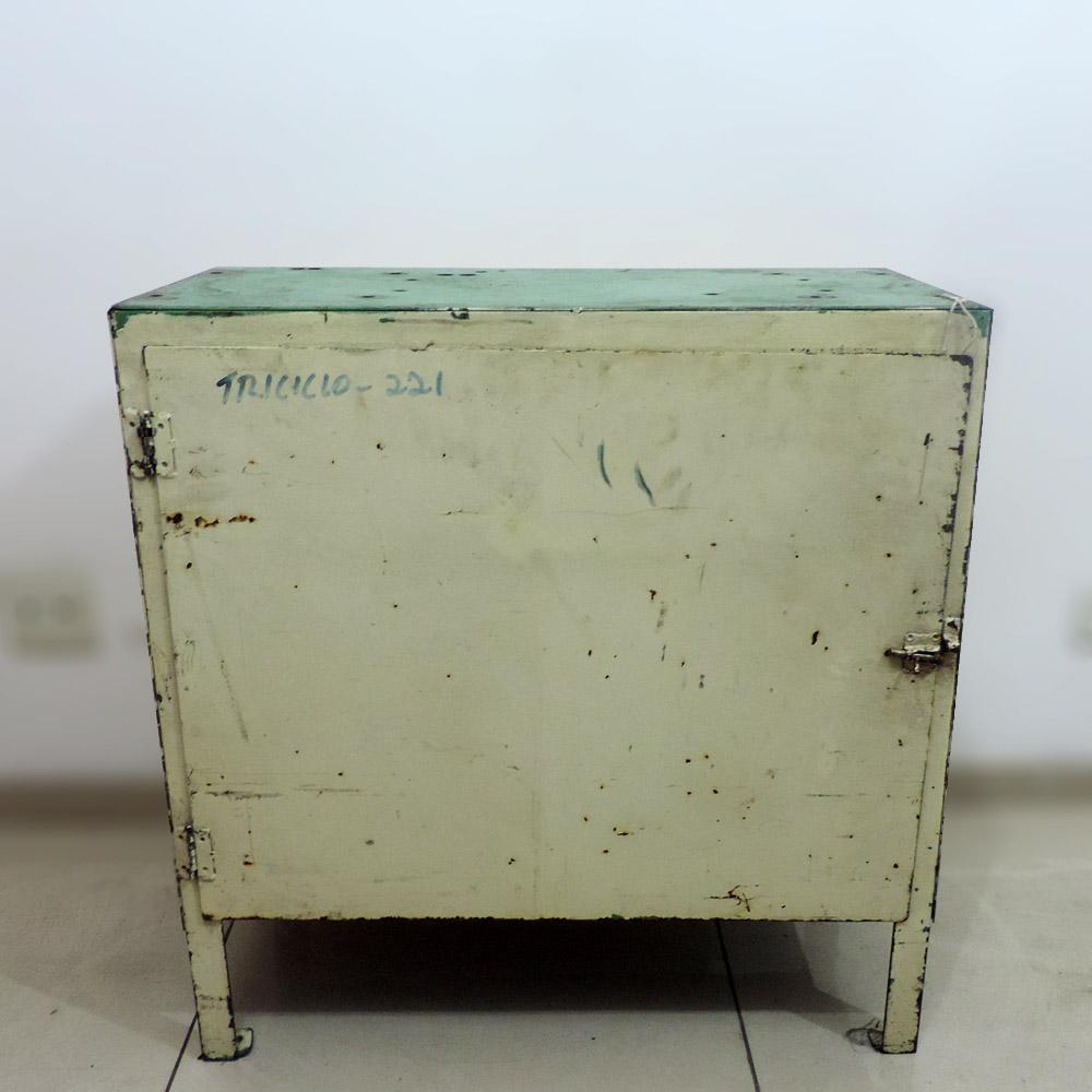 Armário de Aço Com 1 Porta – Ba68 – Usado