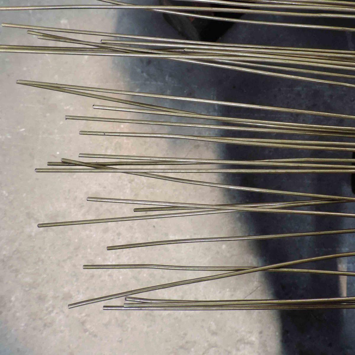 Barra Redonda (tubo) De Latão 2,2mm X 3m - Q17