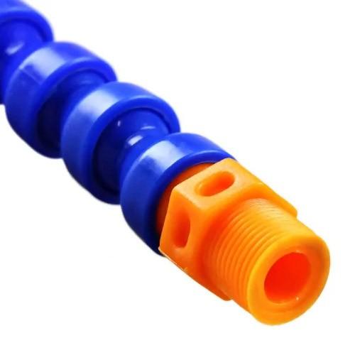"""Bico / Mangueira Flexível De Plástico 3/8"""" x 330 mm – Noll"""