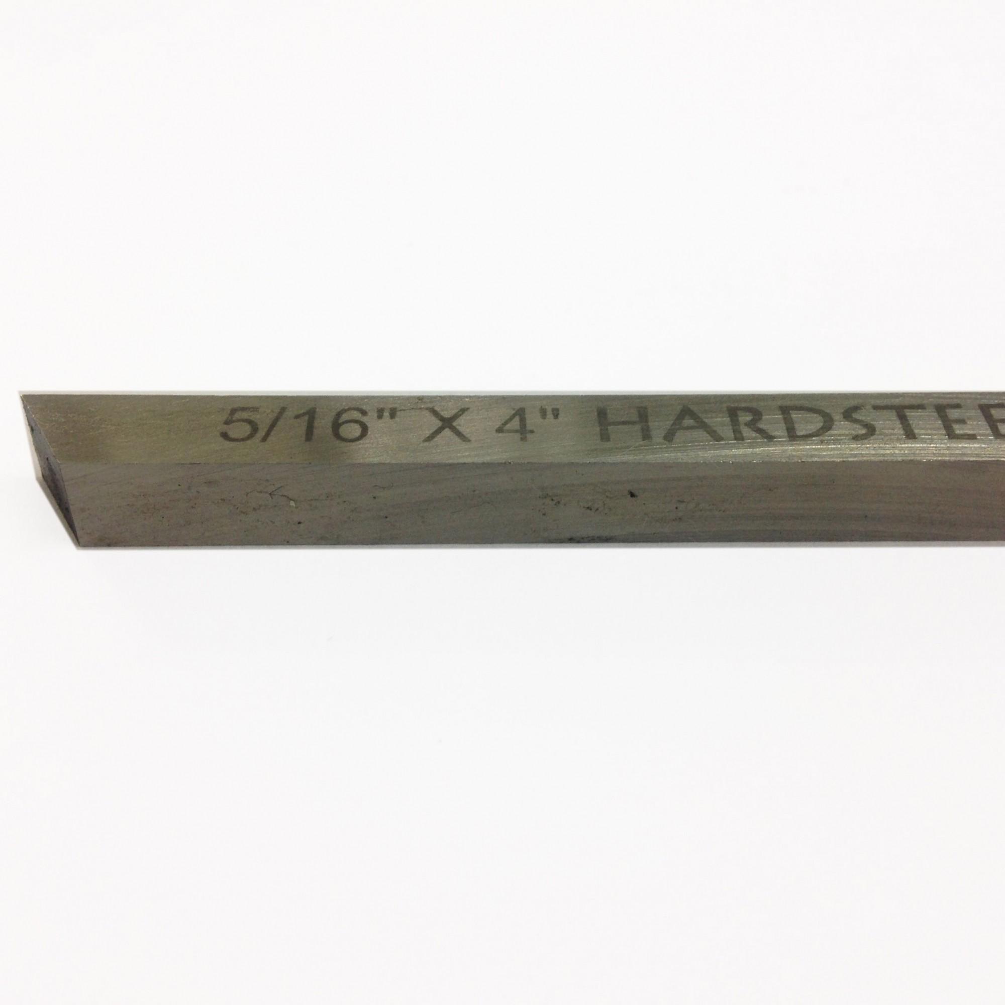 Bits Quadrado 5/16 x 4'' 50% Hardsteel