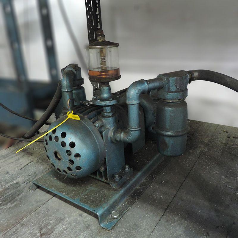Bomba de Vácuo Trifásica sem bancada – LR23