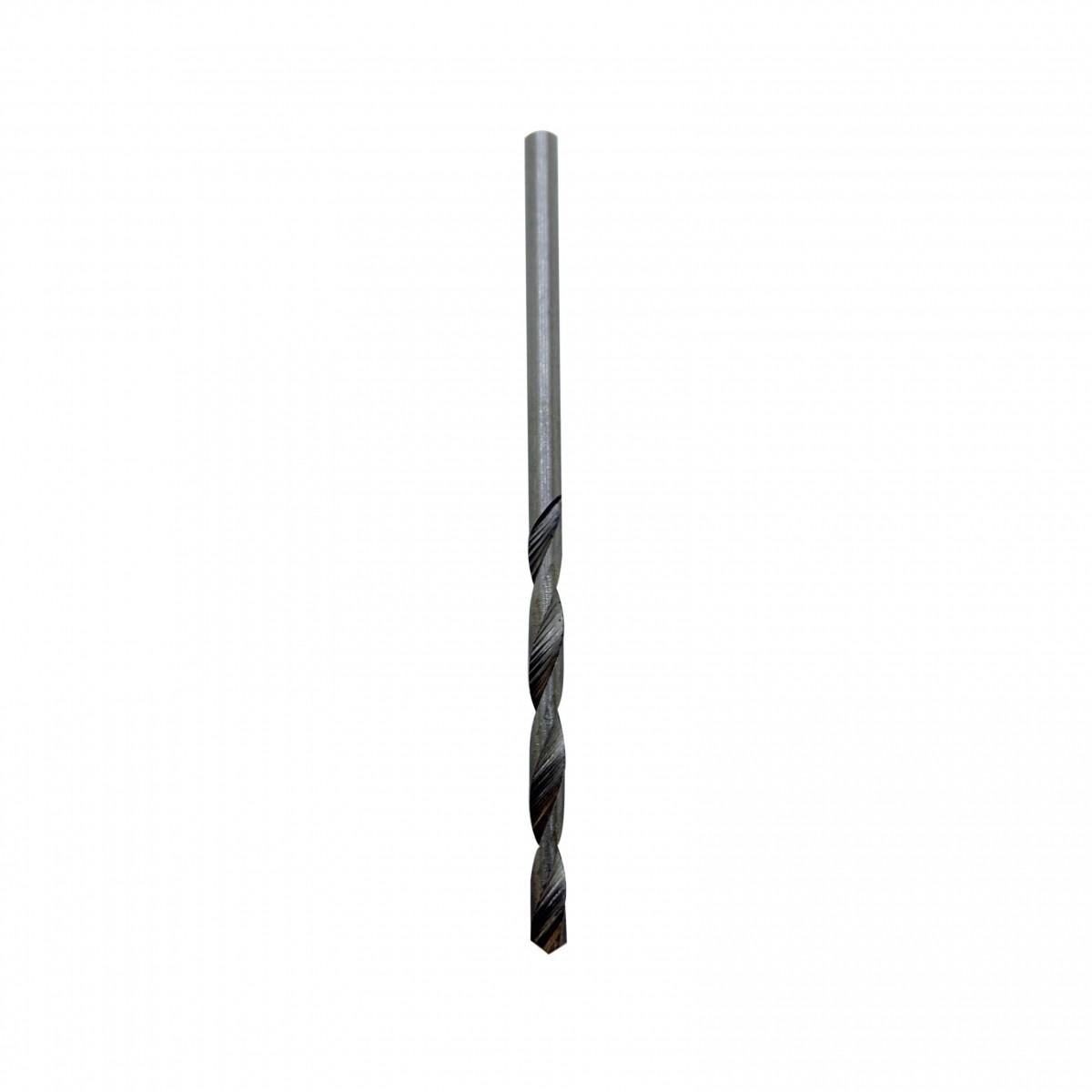 Broca Helicoidal Cilíndrica Rocast- Hss 2,5mm Din 338 - Bh22
