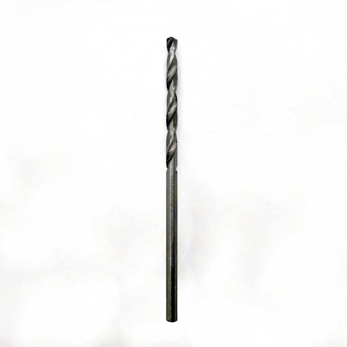 Broca Helicoidal Cilíndrica Rocast - Hss 2mm Din 338 - Bh24