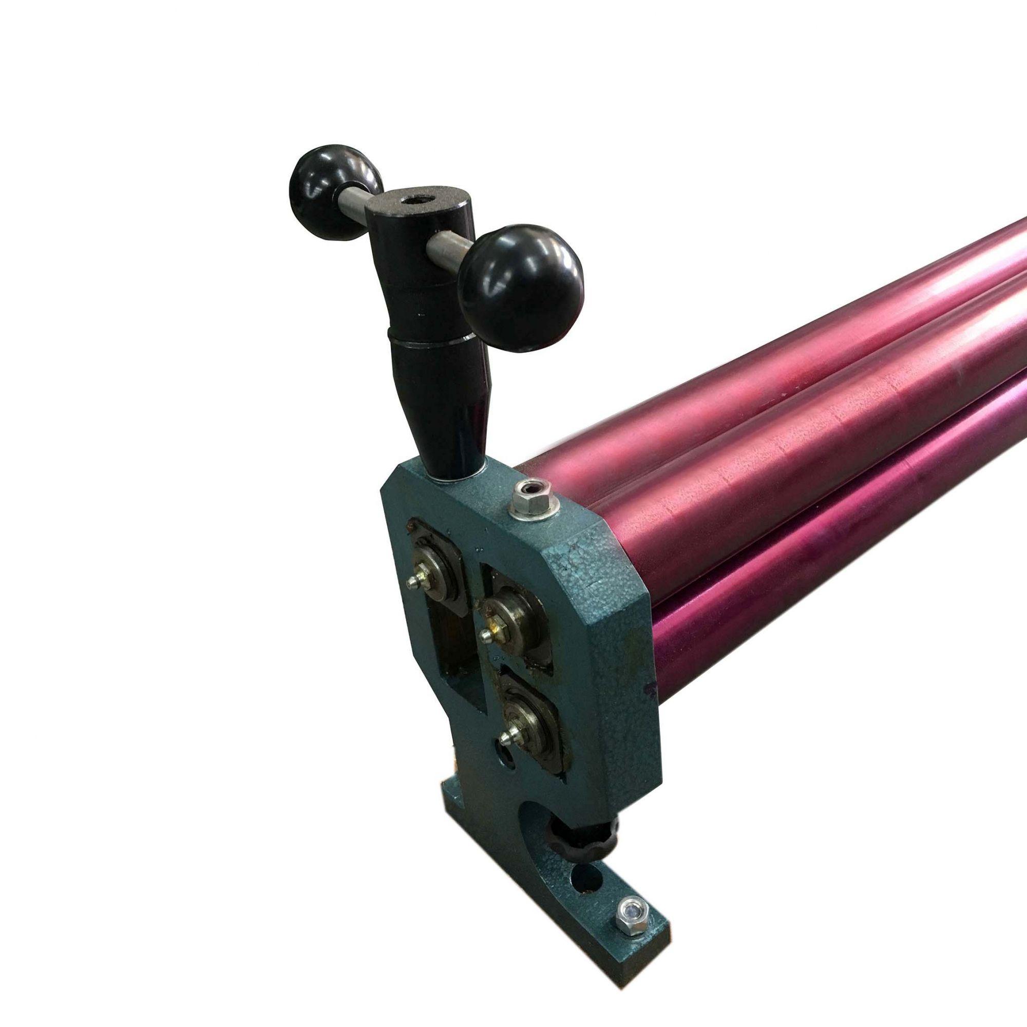 Calandra Ci 1250 Sem Bancada Manual Capacidade Para 1,2mm - Novo