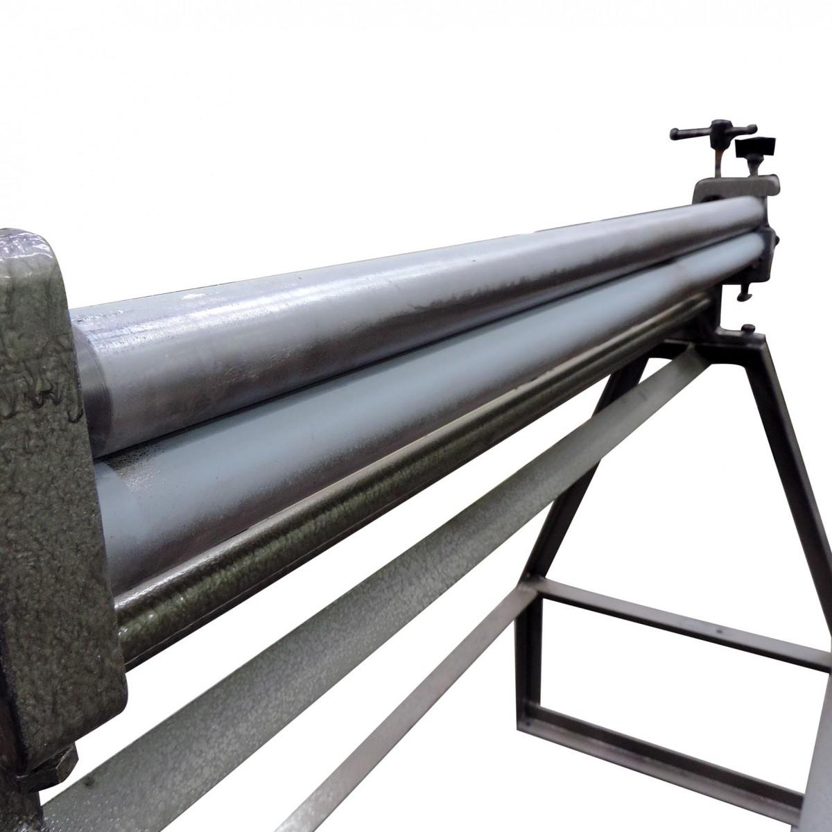 Calandra para chapas - CI-1045 - Com Bancada