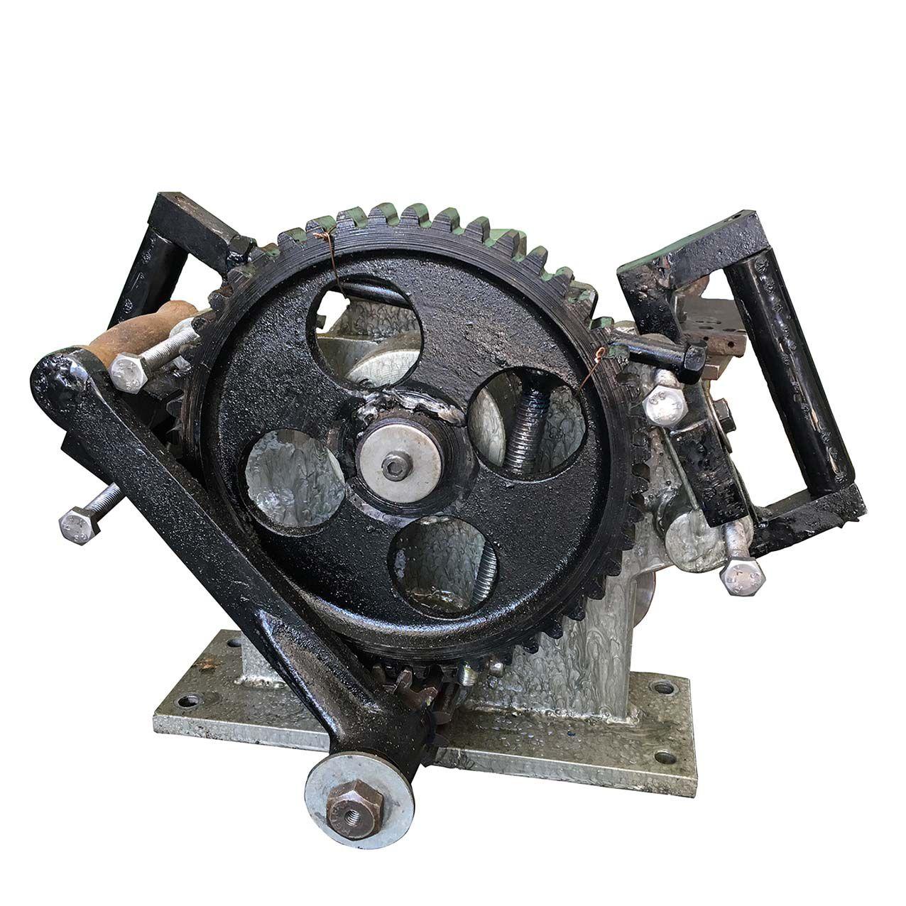 Calandra para Perfis e Tubos Manual - CP-1 - Vega Máquinas