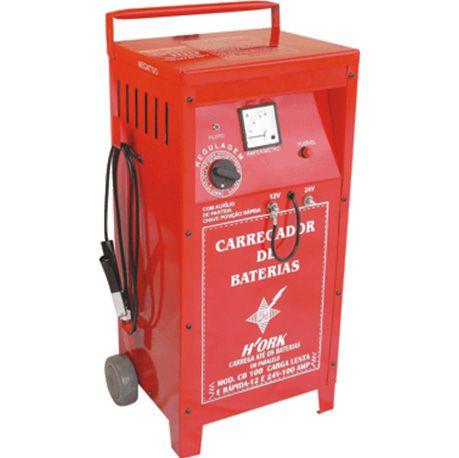 Carregador de Bateria CB100 - HORK