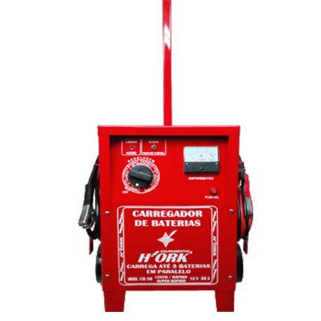 Carregador de Bateria CB50 - HORK