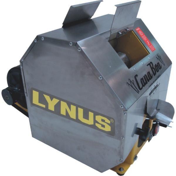 CB-1000 MOENDA INOX PARA CALDO DE CANA 220V LYNUS
