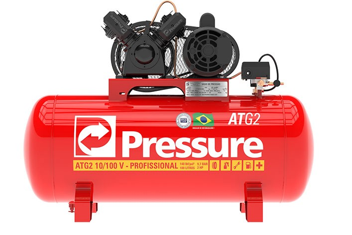 Compressor Atg2 10/100 V-2hp