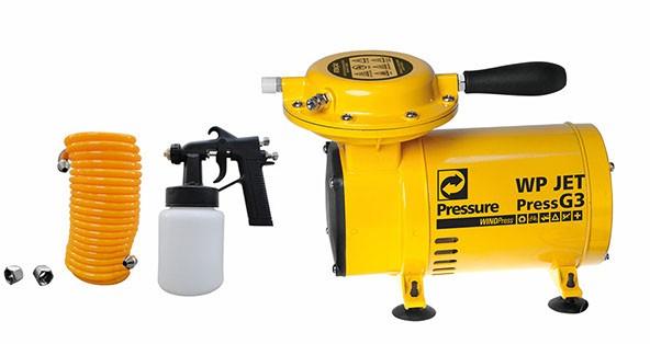 Compressor Wp Jet G3 2,3 Pcm Jet Press